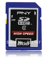 Free Shipping! Brand New PNY 8G Class10 SDHC Memory Card for Cameras/DVs/HD Vedios