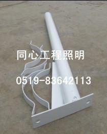 Diameter 60 long 1 meters hot dip zinc street lighting poles full set