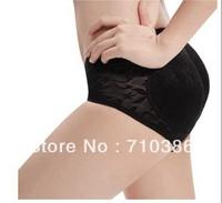 6pcs/lot Wholesale - Womens BOOTY Enhancer Padded Shaper Panties NUDE Pad Shaper Girl Padded Panty