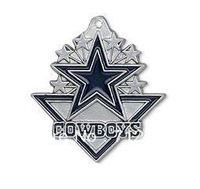 free shipping  10pcs a lot  enamel antique silver  single-sided Dallas Cowboys charms