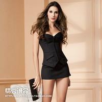 women lace bodysuits dresses womens sexy plus size S M L XL girls pink & black corset dress cheap vintage corset dresses