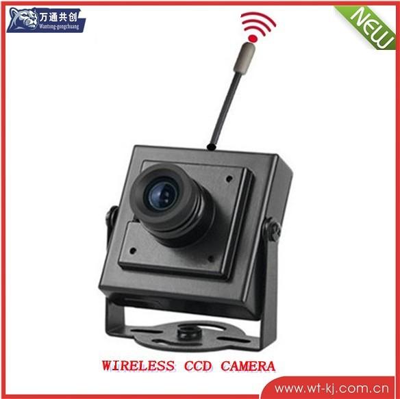 12V 2.4Ghz Wireless Camera Mini ;2.4GHz 420TVL Wireless CCTV DVR(China (Mainland))