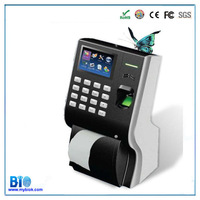 Built-in Thermal Printer. Biometric Time and Attendance System HF-P10
