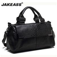 Jack genuine leather women bags 2013 new fashion women's big bags fashion portable women's cross-body shoulder bag