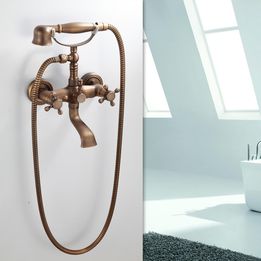 20170407&031738_Badkamer Sanitair Set ~   douche set mode kwaliteit koperen douche badkamer sanitair douche set