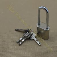 L0230 silver beauful 3 keys lock