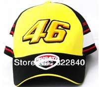 Free shipping VR46 Ducati Corse  4 Color F1 racing  car team motorcycle Casquette  baseball rossi cap hat cap