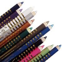 M n multicolour 12 eyeliner gel pen eyeliner pen durable waterproof no8 chromophous