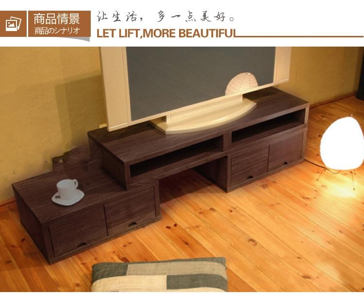 Popular modern corner cabinet buy cheap modern corner - Retractable tv cabinet living room furniture ...