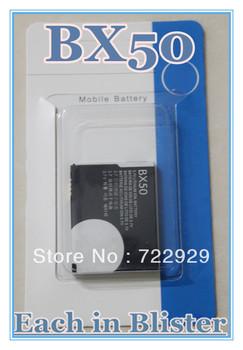 Original BX50 Mobile Phone Battery for Motorola i9 Stature Zine ZN5 Z9 RAZR2 V8 V9 V9M V9x Free Tracking