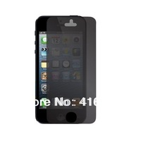 Top quality 180 Degree Privacy Screen Protector For iPhone 5 5S,With Retail Package+10pcs/lot