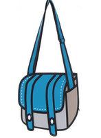 Free Shipping women bag HOT Gismo quality goods! Taiwan secondary yuan  A1 cartoon bag  3D bags  Shoulder Messenger Bag  cartoon