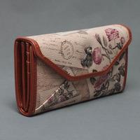 designer cute cartoon bear bags women long wallet vintage purse PU leather money clip pocketbook fashion envelope wallet totes