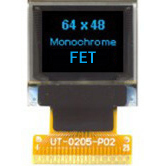 "0.66"" inch oled display"