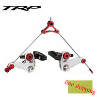 The top TRP road brakes/cyclocross hanging brake/magnesium alloy clip off the brake with free shipping