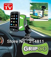 Bling Recommend Free Shipping Gripgo Universal Car Phone GPS Mount/Holder As Seen On TV