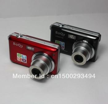 CD800 2.7'' TFT LCD 15MP 5.0MP CMOS Digital Camera with 3X Optical Zoom 8X Digital Zoom