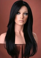 Straight - 100% Front Wig~ - FREE SHIPPING Brazilian fashion