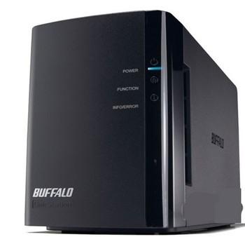 BUFFALO LS-WXL/E-AP NETWORKING STORAGE 2-DRIVES WITHOUT HARD DRIVE ORIGINAL