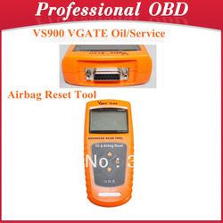Hot Sale VS900 VGATE Oil/Service and Airbag Reset Tool Fast Shipping(Hong Kong)