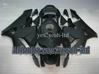 H412 Matte Black Injection For CBR600RR 03 04 CBR-600RR 2003-2004 CBR 600RR 03 04 2003 2004 Fairing