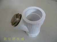 Factory Direct. Free Shipping. Dn25 ppr filter valve ppr pipe plastic valve