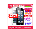 "Newest goophone 5s+  4.0""IPS 1136*640 2GB+16GB 2.0GHz MTK6589 Quad core Android 4.2 Phone 5point touch screen(yophone i5+++)"