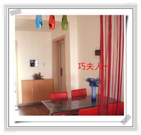 Finished product curtain decoration curtain curtains entranceway curtain