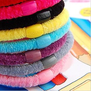girls hairbands cotton hair bands elastic black hairbands strong stretch hair bands cheap hair accessories store free shipping(China (Mainland))