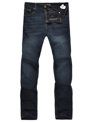 Jeans man straight jeans classic standard(China (Mainland))