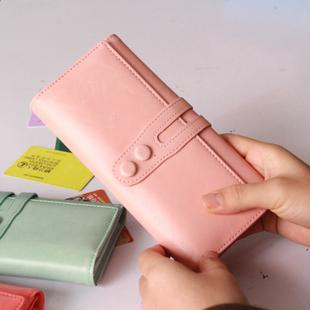 Long design three fold wallet mobile phone bag 2012 wallet female women's mobile phone wallet card holder