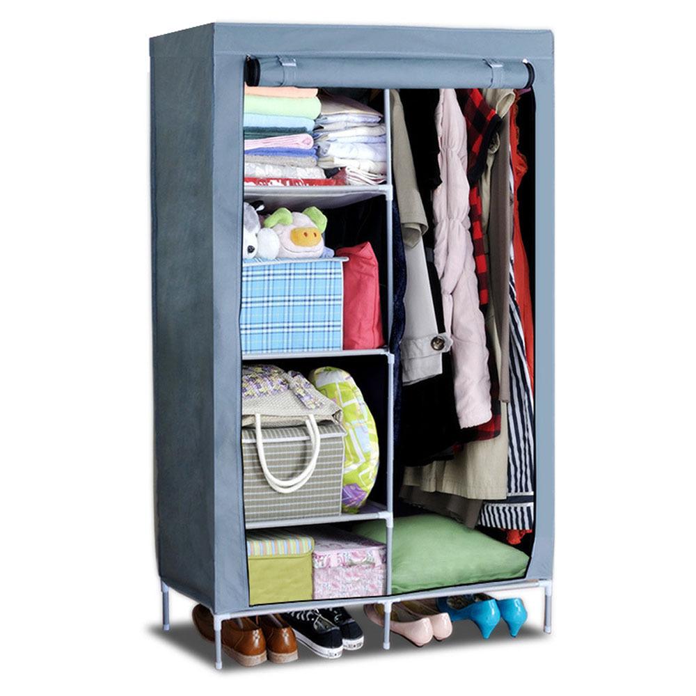 Wardrobe Closet Portable Wardrobe Closet Cabinet