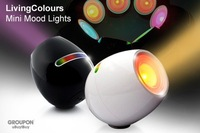Bling Recommend Free Shipping 256 Colors Mood Living Color Light Touchscreen Night Lamp With USB Charger