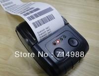 58mm Portable Bluetooth thermal printer free SDK support USB Bluetooth transfer print POS receipt barcode Parking bills