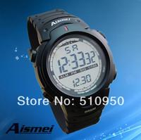 Sports Watch For Men Brand Multifunction Watch Digital Climbing Dive Watch Shockproof Wristwatch 30M Waterproof Military Watch