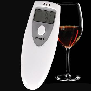 2013 New Arrival! Pocket Digital Alcohol Breath Tester Analyzer Breathalyzer Detector Test Testing. Free & Drop Shipping
