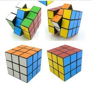 Square puzzle magic cube toy supplies
