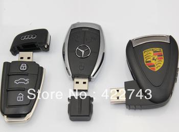 Usb flash drive  volkswagen car key  business gift 8g free shipping