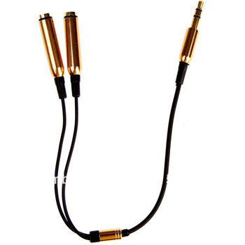 Loctek I - CB11 headphones 1 points, 2 points wire 3.5 mm a second audio line free shipping