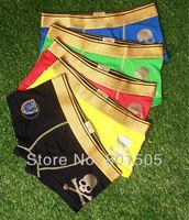 5 pieces Sexy Men's Boxer Underwear Short Trunk Cotton HOT Brand New PAUL KEVIN