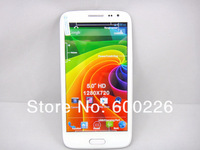 Hot Sale Qual Core Dual Sim  5.0 Inch IPS Touch Screen  Android 4.2 MTK6589 3G WIFI Smartphone Free Shipping (N9500)