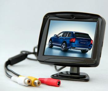 Lm305a high-definition digital screen 3.5 vehicle displays car TFT monitor reversing