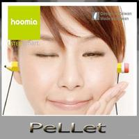 New arrival Hot sale fashion hoomia jonadab magicpencil magic pencil earphones in earfree shipping