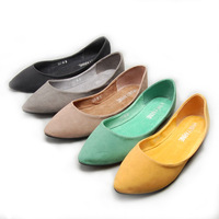 BEYARNE new Candy color soft bottom leather woman single shoes/low-heeled shoes/wedding shoe, free shipping