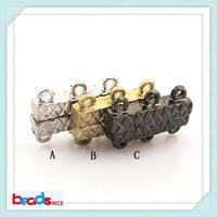 BeadsniceID26613 wholesale zinc alloy magnet clasp jewelry diy accessories10pcs