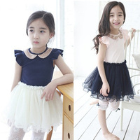 Free Shipping (4pieces/lot) Girls Princess Dress /baby kid's tutu Dress/Girls' Lace Dress/girl's Ball Gown Sequined Dress