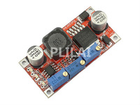 10 Pcs/Lot DC-DC Constant Current Constant Voltage Buck Converter 5-35V to 1.25-30V 3A 15W LED Driver Module LM2596