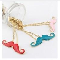 N112Hot!! New Design Affandi beard Necklace fashion vintage Necklace Wholesales Free Shipping!!!