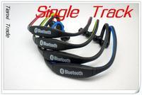 1pcs, Sports Wireless Bluetooth Headset Earphone Headphone Earphone for Mobile phone iphone Samsung PC,HK Free Shipping,D0111