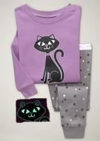 baby pajamas kids sleepwear suits,toddler cartoon pajama 100%cotton long sleeve sleepwear,free shipping,hot sell
